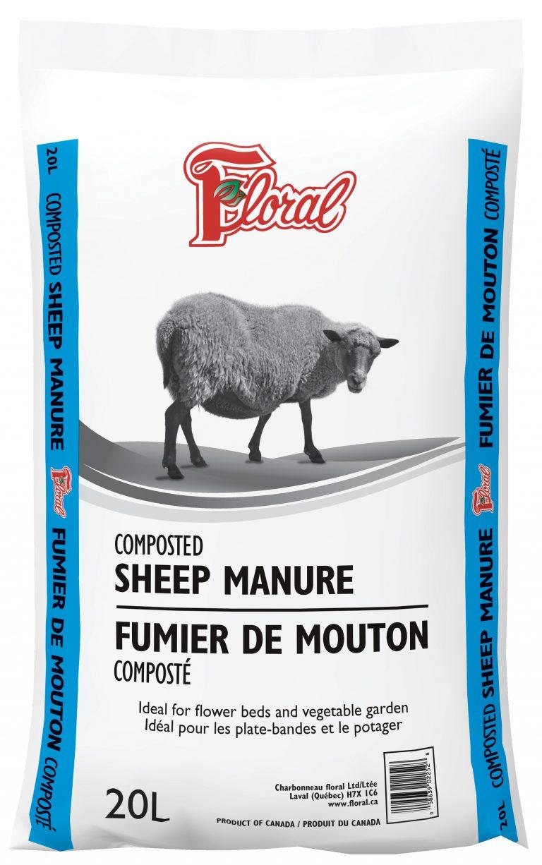 FUMIER DE MOUTON - FLORAL