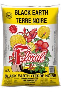 Terre noire - Floral