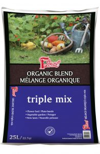 TRIPLE MIX ORGANIQUE - FLORAL