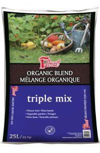 TRIPLE MIX ORGANIQUE - FLORAL