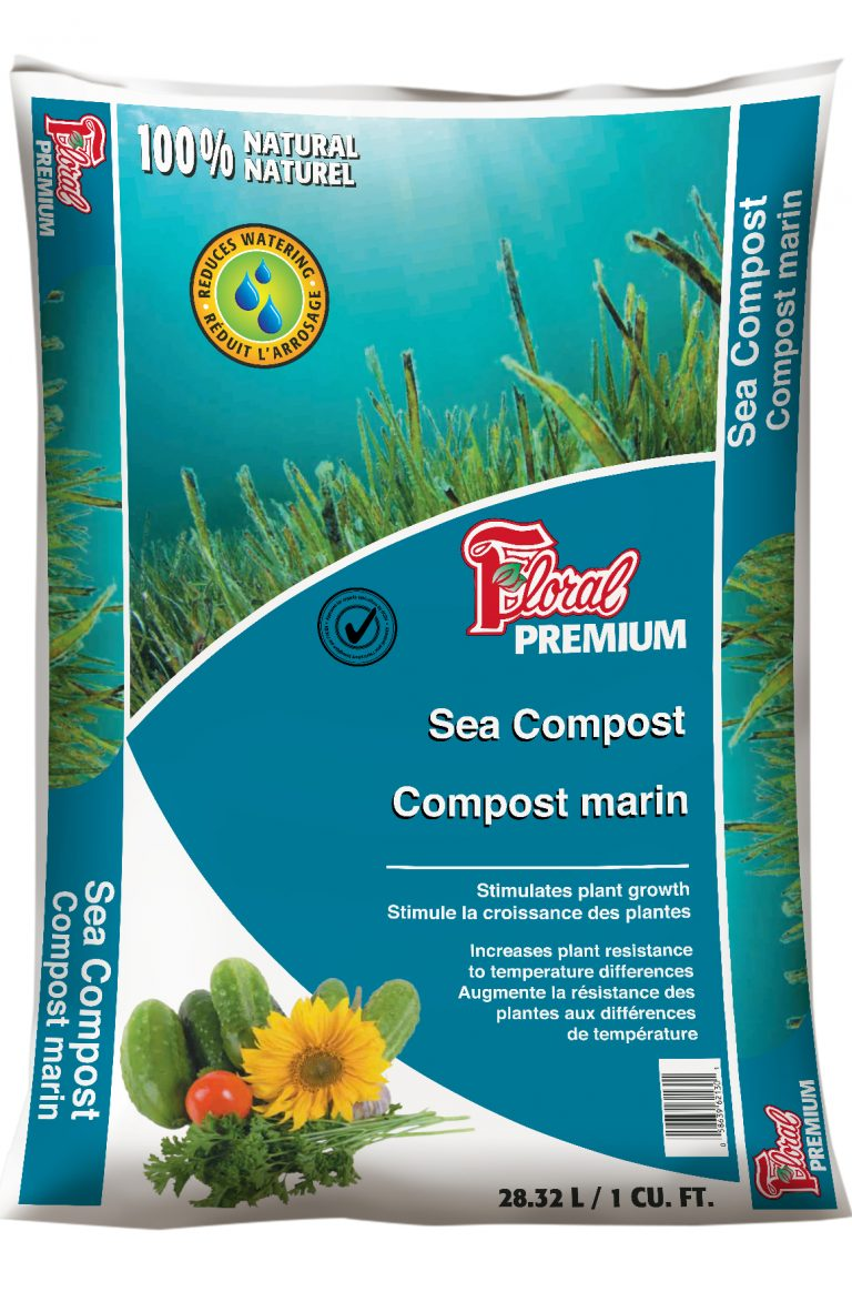 COMPOST MARIN PREMIUM - FLORAL