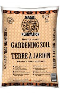 TERRE À JARDIN - MAGIC PLANTATION